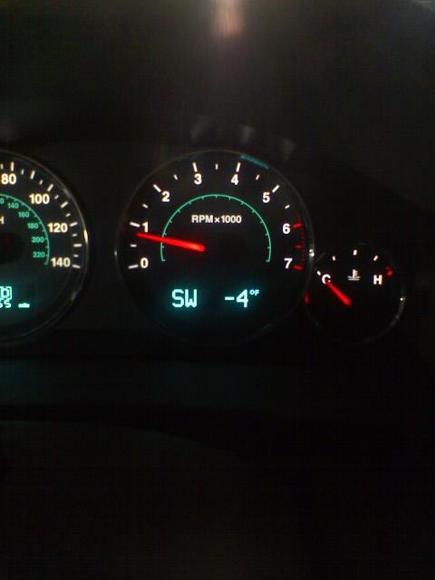 -4 degrees Fahrenheit