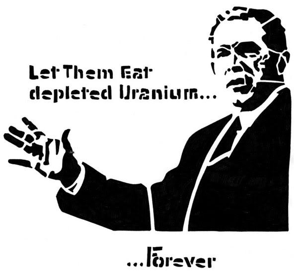 depleted uranium forever