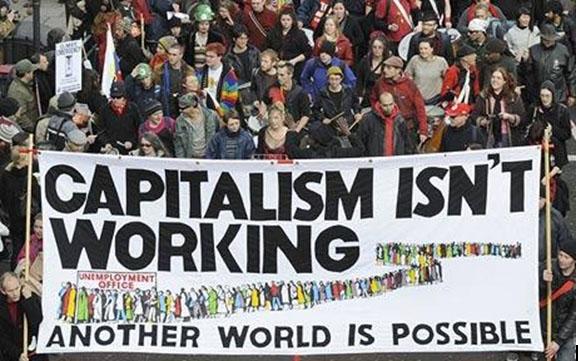 Capitalism isn't working