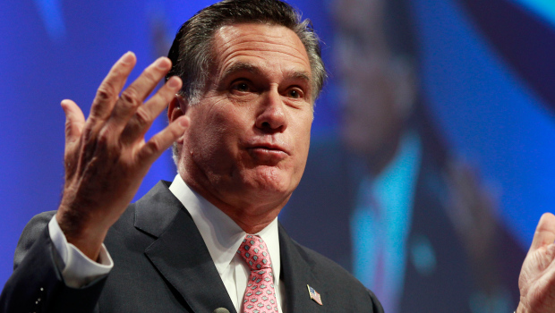 Mitt Romney: businessman or career politician?